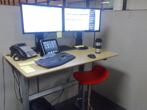 Standing Desk, V2