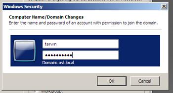 SQL Server VM - Join Domain