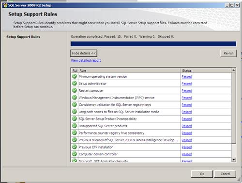 System Configuration Checker