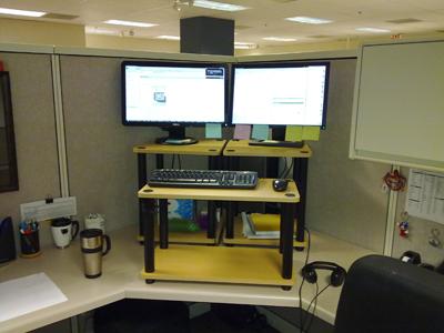Standing Desk, V1.1
