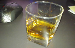 Glass of Scotch (The Macallen 12)